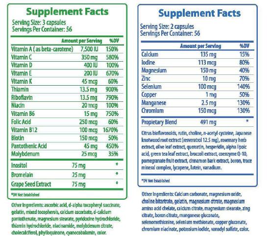 Optimos Nutrifii Ingredientes